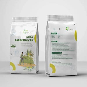 Polypeptide amino acids fertilizer