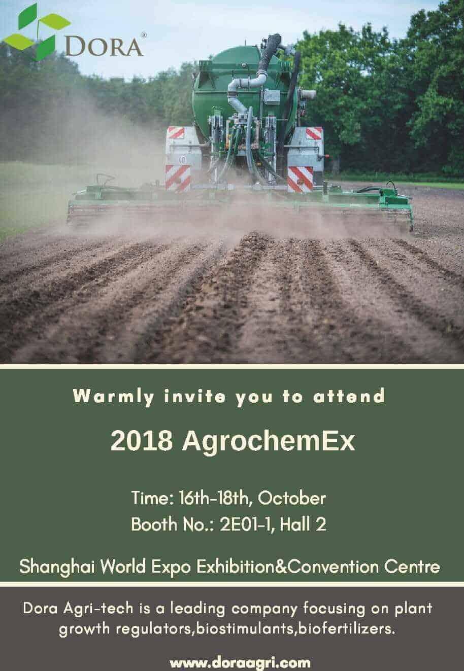 2018 AgrochemEx Shanghai
