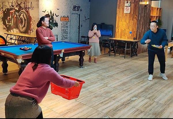 Dora Team building game
