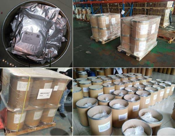 Packing of Cytokinin Kinetin