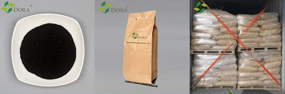 Dora Algamax packing