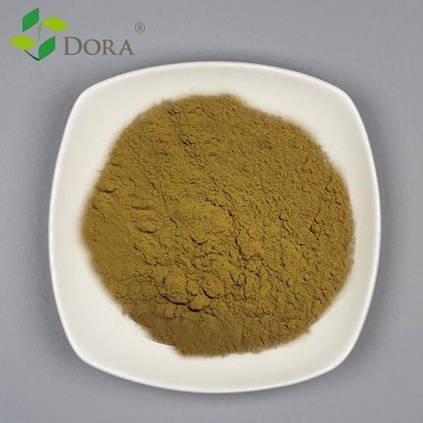 tea saponin powder appearance