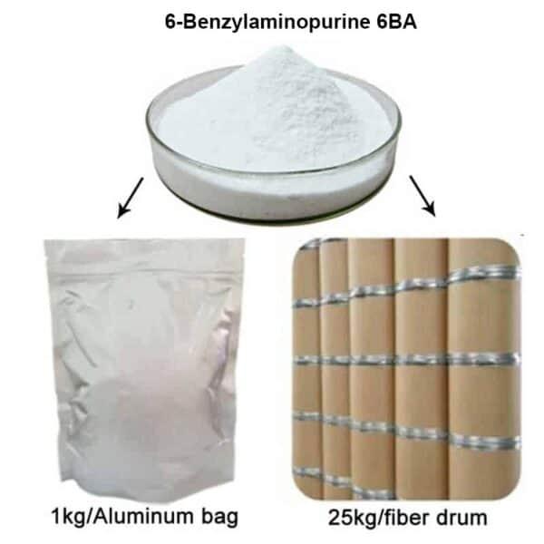 6-Benzylaminopurine packing